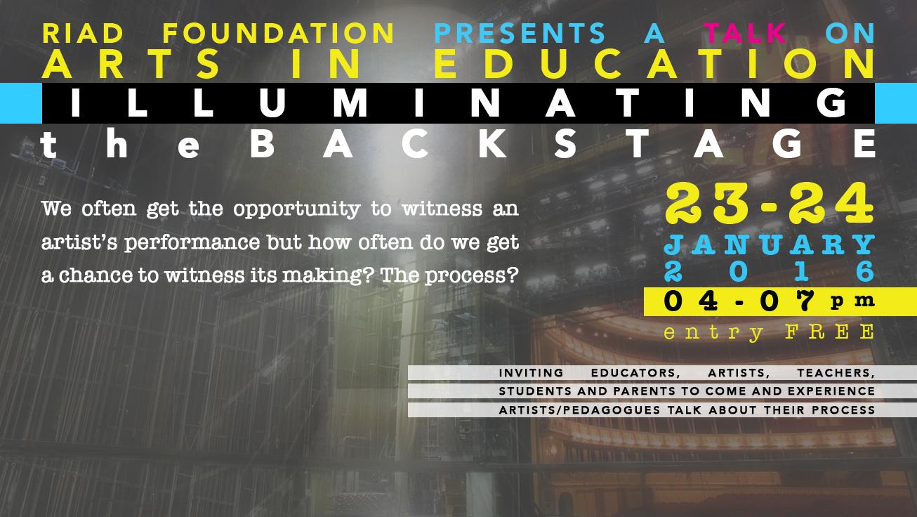 IlluminatingTheBackstage